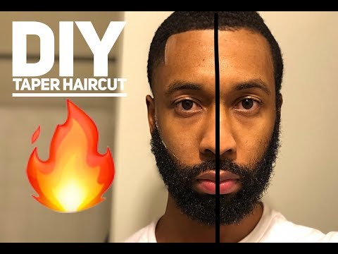 HOW TO CUT YOUR OWN HAIR! PT. 3 DIY (High Taper)