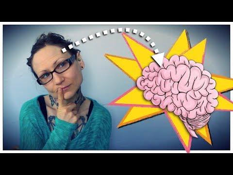 Inside My Vegan Nerd Brain!