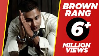 BROWN RANG - YO YO HONEY SINGH - OFFICAL VIDEO - PLANET RECORDZ