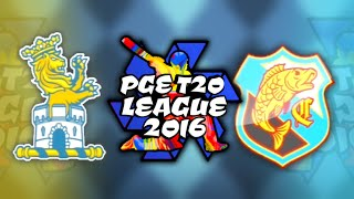 PGE T20 LEAGUE 2016 - KING CRUSHERS v VIKINGS BEAR - GROUP 2 MATCH 1