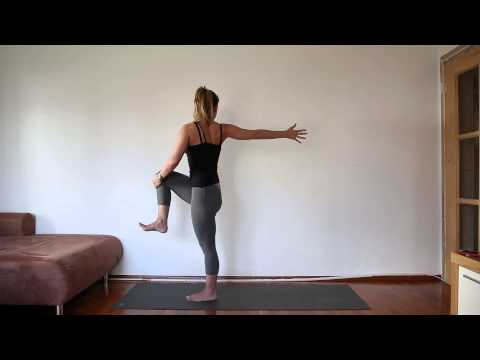 30 Balance Yoga Practice for All Levels