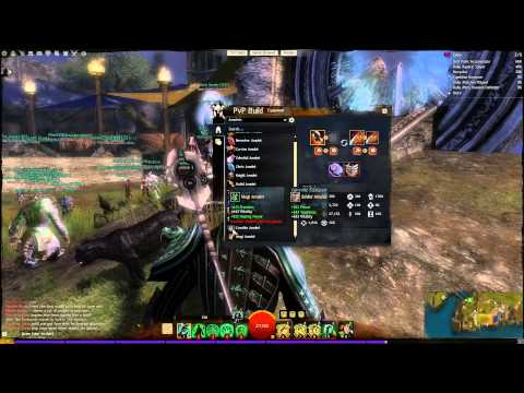 Guild Wars 2 Feature Pack One - Overview on Some Changes and PVP Build Changes