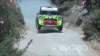 WRC Rally Italia Sardegna 2016 - Crash & Show [HD]