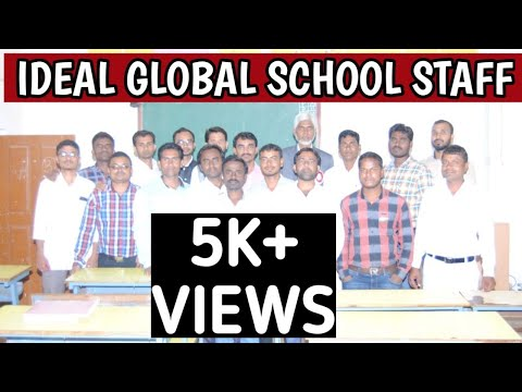 Ideal school few staff and students