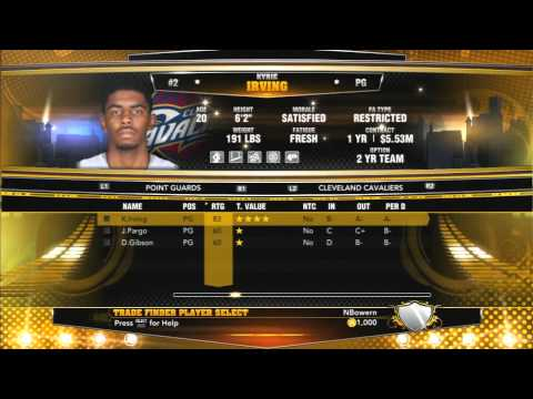 NBA 2K13 | Association Mode EP 3 | Quest for a PG