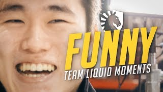 Download TEAM LIQUID FUNNY MOMENTS (Doublelift, Pobelter, Olleh, Xmithie) Video