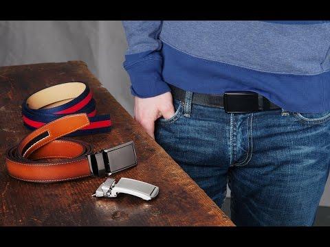 SlideBelts - Adjustable Ratchet Belts