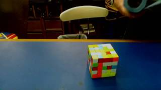 The Cubes! Answering Questions while doing the 3x3x3,5x5x5,7x7x7
