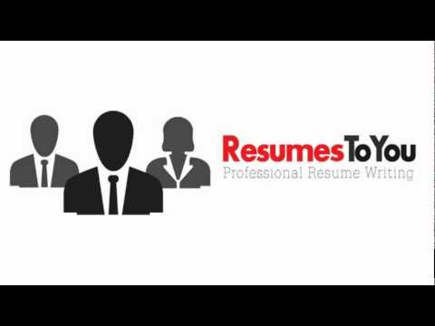 Resumes To You - Service Overview