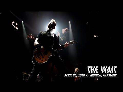 Metallica: The Wait (MetOnTour - Munich, Germany - 2018)