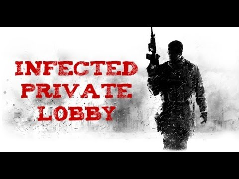 MW3 Infected (private lobby)