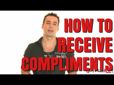 How To Receive Compliments From Men
