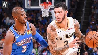 New Orleans Pelicans vs Oklahoma City Thunder - Full Highlights | November 2 | 2019-20 NBA Season