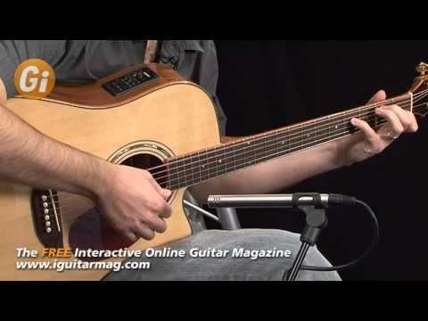 Xxx Mp4 Freshman Apollo 3DC Electro Acoustic Cutaway Review Demo Guitar Interactive Magazine 3gp Sex