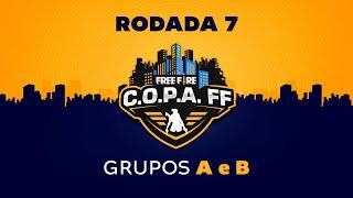 C.O.P.A. FF - Rodada 7 - Grupos A e B