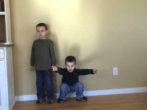 Ben & Ryan (SteveSongs - Follow Directions)