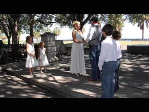 Jason & Michelle Waltz Charleston Wedding