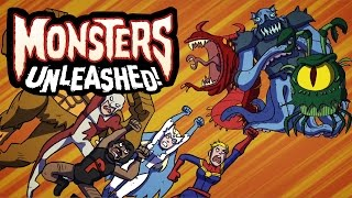 Monsters Unleashed: Marvel Vs. Monsters