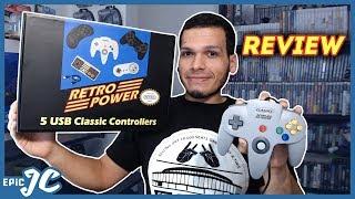 Super Retro-Cade Compatible Controllers Review