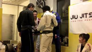 Alliance Nyc Jiu-jitsu Belt Promotions (dec 9, 2011) Stripes