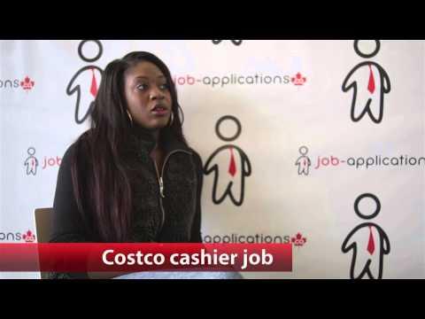 Costco Cashier Job