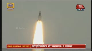 Chandrayaan 2 Lifts Off From Sriharikota | LIVE Updates