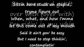 usher confessions part 2 lyrics