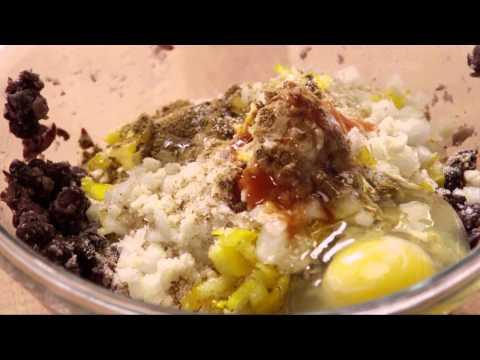 How to Make Quinoa Black Bean Burgers | Vegetarian Recipe | Allrecipes.com