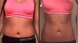 2 Weeks Slim Waist Transformation How To Get A Flat Stomach Fast