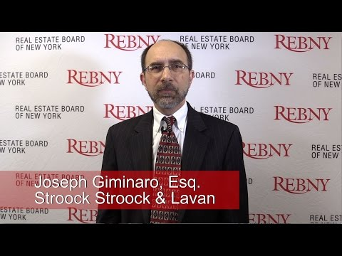 REBNY How To: Understanding NYC Commercial Property Tax Assessments with Joseph Giminaro