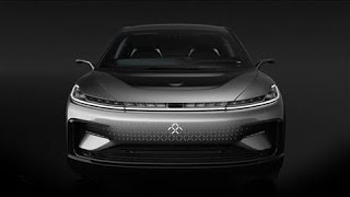 Faraday Futures Unveils its Tesla Rival