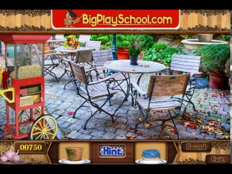 Boutique Cafe - Free Find Hidden Objects Games