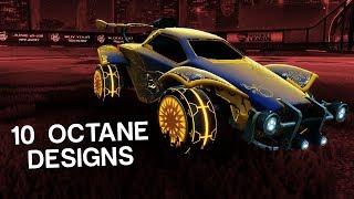 9 minutes, 37 seconds) Octane Designs Rocket League Video