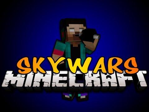 NEW Minecraft SKYWARS EVOLVED w/NoahCraftFTW