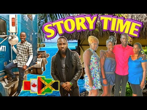 STORYTIME: Leaving Jamaica To Canada On The Canadian Truck Driving Program ( part 1). Vlog #47
