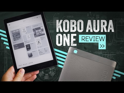 Kobo Aura One: The Best Kindle Alternative