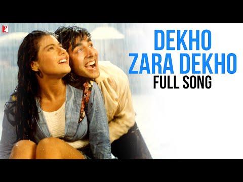 Xxx Mp4 Dekho Zara Dekho Full Song Yeh Dillagi Akshay Kumar Kajol Lata Mangeshkar Kumar Sanu 3gp Sex