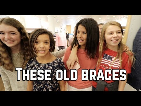 Macklemore Feat Kesha - Good Old Days PARODY - THESE OLD BRACES