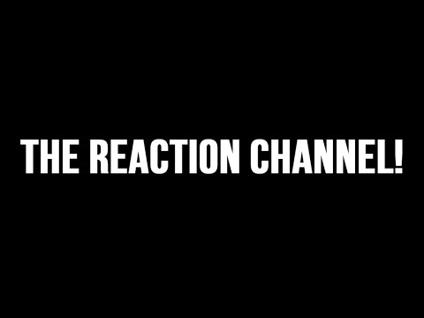 New YouTube Channel Introduction - The Reaction Channel!