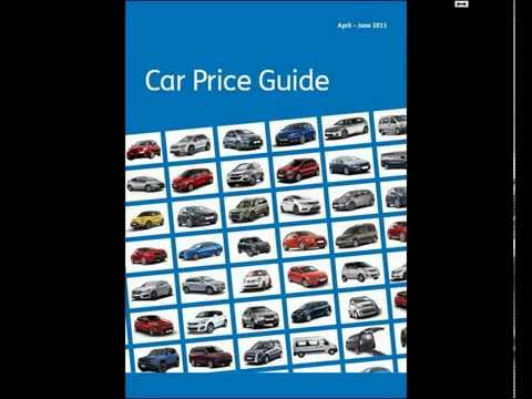CARS GUIDE car price guide