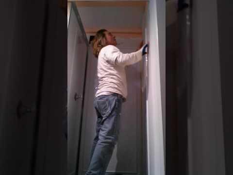 Q wall 5...Install #1