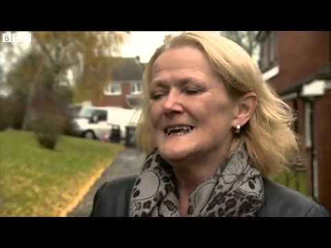 BBC News One grandmother tells her story about looking after her grandchildren