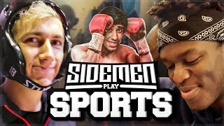 THE SIDEMEN PLAY OTHER SPORTS!
