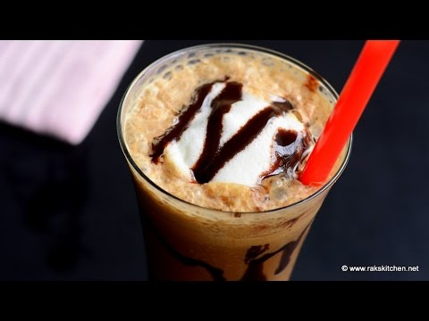 Easy cold coffee, without ice cream