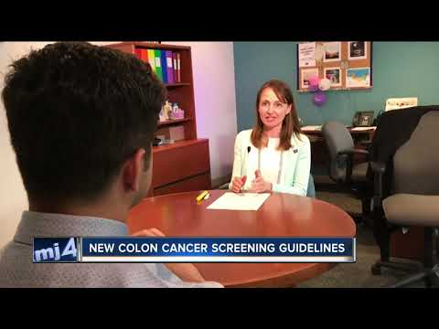 American Cancer Society urges earlier colorectal cancer screenings
