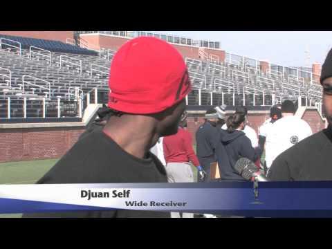 RSTV: Semi-Pro football team  Indiana Generals (at practice)