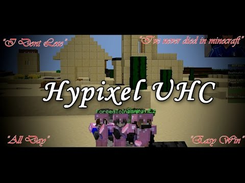 I Cant Lose - Hypixel UHC