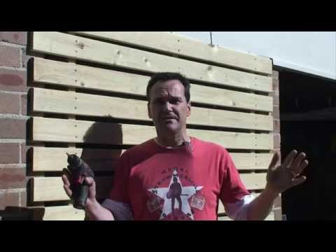 How To Build A Timber Screen