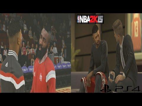 NBA 2K15 My Career PS4 | Gatorade or Sprite?