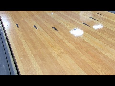How to Bowl On A Dry Oil Pattern